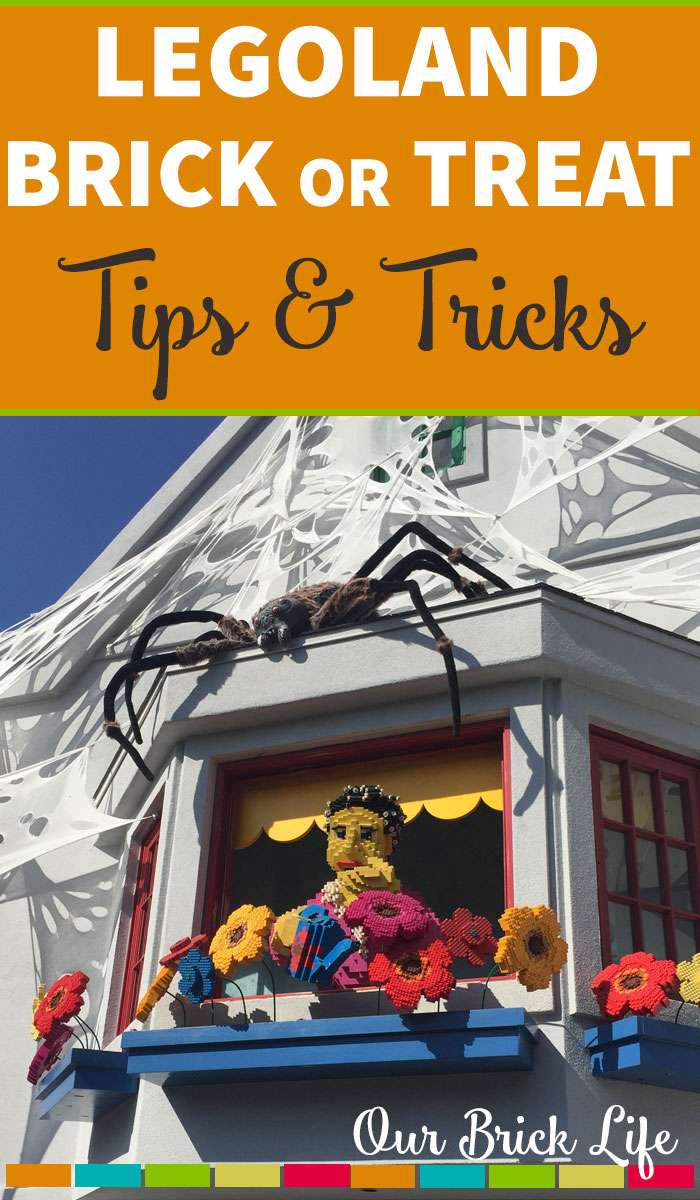 Legoland Brick or Treat Party Nights Tips and Tricks from OurBrickLife