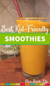 Best Kid-Friendly Smoothies
